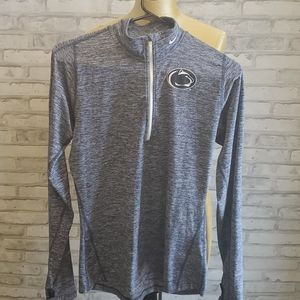 Nike Dri-fit Penn State running pull over